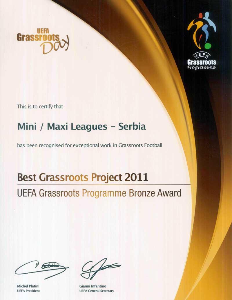 UEFA Grassroots