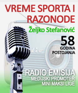 Radio Vreme sporta i razonode
